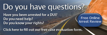 Free DUI Arrest Review