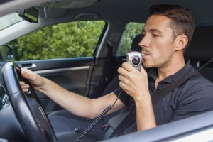 Ignition Interlock Device for a DUI