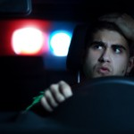 Pulled over and tested for a DUI