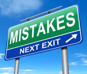 Biggest Mistakes after DUI Arrest