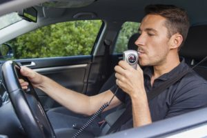 Ignition Interlock for a DUI Offense in Washington State