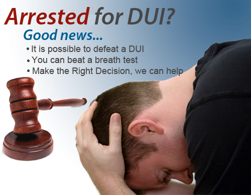 DUI Lawyer Near Me